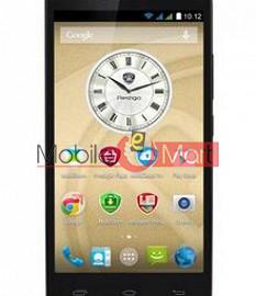 Touch Screen Digitizer For Prestigio Multiphone 5550 Duo