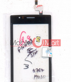 Touch Screen Digitizer For LYF Flame 7S LS-4008