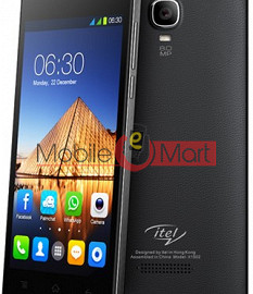 Touch Screen Digitizer For Itel it1502