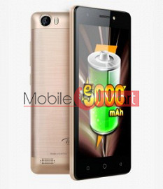 Touch Screen Digitizer For Itel it1516 Plus