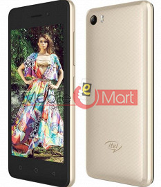 Touch Screen Digitizer For Itel Wish A21