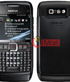 Mobile Phone Body Panel Housing for Nokia E71