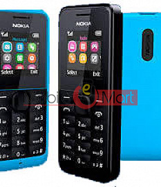 Nokia 105 Mobile Phone Body Panel Faceplate Housing Frame