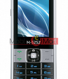 Spice M5252 Full Body Panel Housing Fascia Faceplate Mobile Phone
