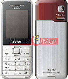 Full Body Panel Spice M5454 Mobile Phone Housing Fascia Faceplate