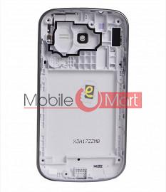 Back Battery Panel for samsung Trend s7392 - White