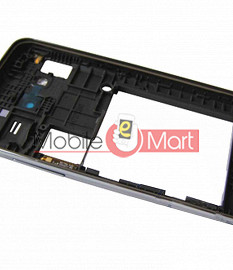 Android Back Body Panel With Side Chrome For Samsung Galaxy Core 2 Duos G355