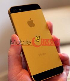 Housing Body Panel For Apple iPhone 5 Golden