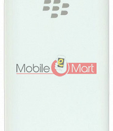 Battery Back Cover  for Blackberry Pearl 3G 9100 White