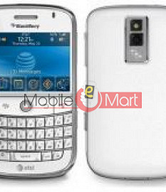 Original Housing Faceplate body for Blackberry Bold 9000 white