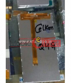 Lcd Display Screen For Celkon Q4G