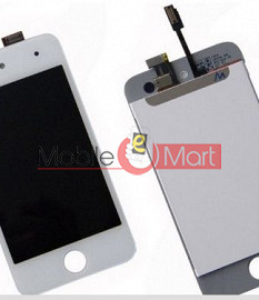 Lcd Display+Touch Screen Digitizer Panel For Apple iPod  4th Gen