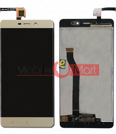 Lcd Display With Touch Screen Digitizer Panel For Xiaomi Redmi 4 Prime
