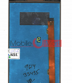 Lcd Display With Touch Screen Digitizer Panel For Lava Grand 2