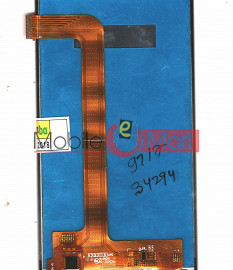 Lcd Display With Touch Screen Digitizer Panel For Lava X41 Plus