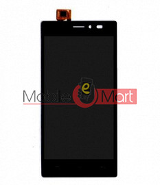 Lcd Display With Touch Screen Digitizer Panel For Lava X17