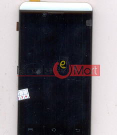 Lcd Display With Touch Screen Digitizer Panel For Lava Iris 400s