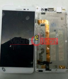 Lcd Display+Touch Screen Digitizer Panel For Lava Iris Fuel F2