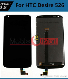Lcd Display+Touch Screen Digitizer Panel For HTC Desire 526