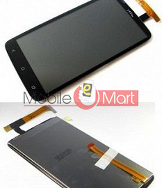 Lcd Display+Touch Screen Digitizer Panel For HTC One X Plus