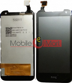 Lcd Display+TouchScreen Digitizer For HTC Desire 310 Dual Sim