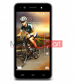 Lcd Display+Touch Screen Digitizer Panel For Karbonn Machone