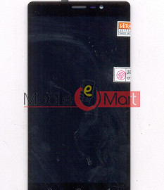 Lcd Display+Touch Screen Digitizer Panel For Karbonn Titanium Mach Six