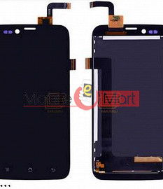Lcd Display+Touch Screen Digitizer Panel For Karbonn S5 Titanium