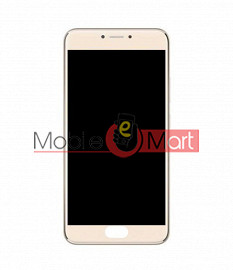 Lcd Display With Touch Screen Digitizer Panel For Micromax Evok Note