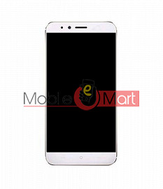 Lcd Display With Touch Screen Digitizer Panel For Micromax Dual 5