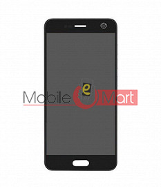 Lcd Display With Touch Screen Digitizer Panel For Micromax Dual 4