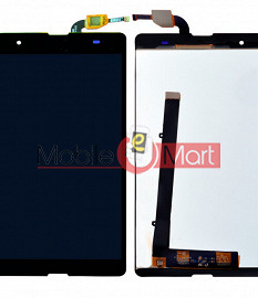 Lcd Display With Touch Screen Digitizer Panel For Micromax Yu Yureka Note Yu6000