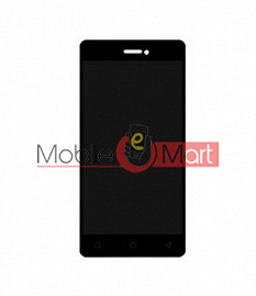 Lcd Display With Touch Screen Digitizer Panel For Micromax Canvas Juice 4 Q382