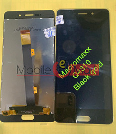 Lcd Display With Touch Screen Digitizer Panel For Micromax Canvas 2 Q4310