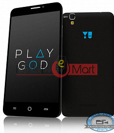 Lcd Display With Touch Screen Digitizer Panel For Micromax Yu Yureka A05510