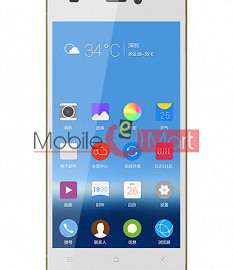 Lcd Display Screen For gionee p3s