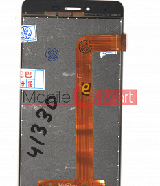 Lcd Display With Touch Screen Digitizer Panel For Micromax Canvas Evok E483