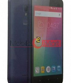 Lcd Display With Touch Screen Digitizer Panel For Micromax Bolt Q327