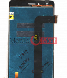 Lcd Display+Touch Screen Digitizer Panel For Micromax Canvas 6 Pro E484