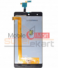 Lcd Display+Touch Screen Digitizer Panel For Micromax Q 349