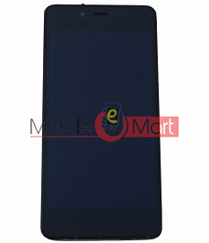 Lcd Display+Touch Screen Digitizer Panel For Micromax Canvas Sliver 5 Q450