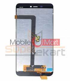 Lcd Display+Touch Screen Digitizer Panel For Micromax Canvas Spark 3 Q385