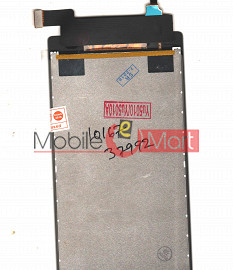 Lcd Display+Touch Screen Digitizer Panel For Micromax Canvas Amaze 4G Q491