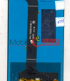 Lcd Display+Touch Screen Digitizer Panel For Micromax Canvas Nitro 4G E455