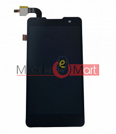 Lcd Display+Touch Screen Digitizer Panel For Micromax Canvas Blaze EG116