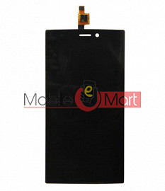 Lcd Display+Touch Screen Digitizer Panel For Micromax Canvas Nitro 2 E311