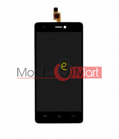 Lcd Display+TouchScreen Digitizer Glass For Micromax A290 Canvas Night Cameo