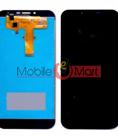 Lcd Display With Touch Screen Digitizer Panel For Intex Aqua 4G