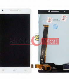 Lcd Display With Touch Screen Digitizer Panel For  Intex Aqua Power HD 4G