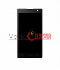 Lcd Display With Touch Screen Digitizer Panel For Intex Cloud String HD